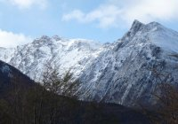В Киргизии погиб альпинист из России