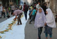 В Курбан-байрам в Сирии организовали праздник для детей