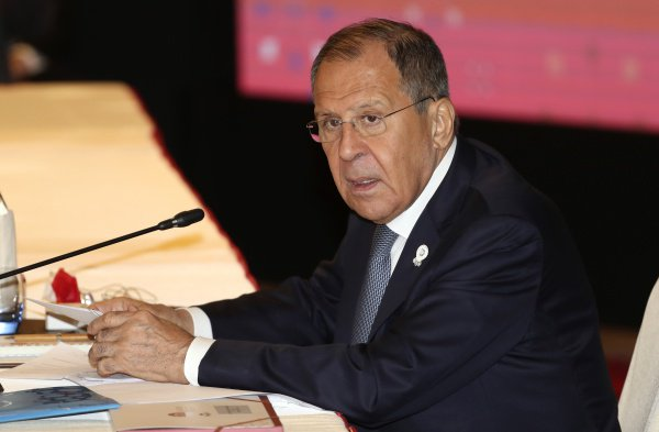 При этом конфликт, по мнению МИД РФ, должен разрешаться при помощи политико-дипломатических средств (Фото: AP Photo/Sakchai Lalit)