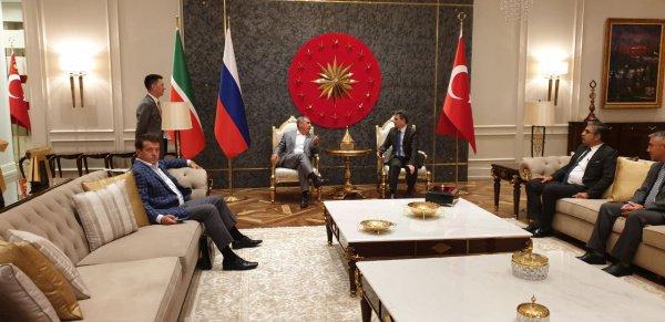 Глава республики ознакомился с работой комплекса социальных объектов Florya Sosyal Tesisleri, который реализовала мэрия Стамбула
