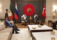 Президент Татарстана побывал с краткосрочным визитом в Стамбуле