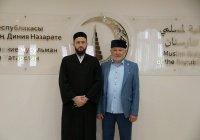 ДУМ РТ посетил муфтий Ивановской области Фарид хазрат Ляпин