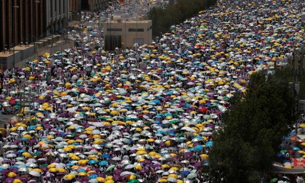 Фото: REUTERS/Umit Bektas
