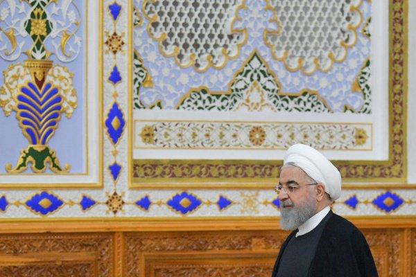 Иран, по словам главы ИРИ является одним из гарантов региональной безопасности (Фото: Алексей Дружинин/ТАСС)