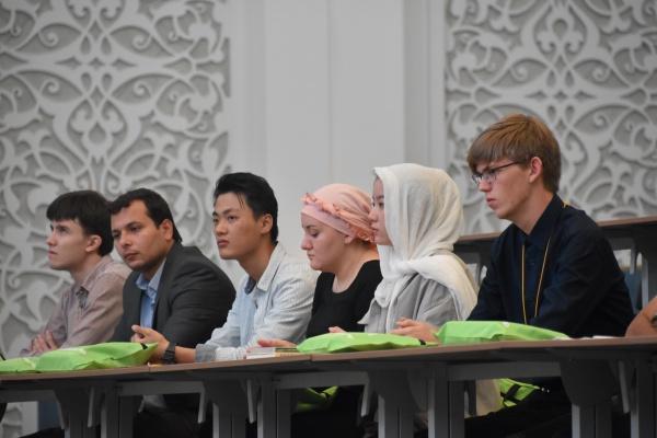 Участники Международной летней школы «Болгарский диалог культур».