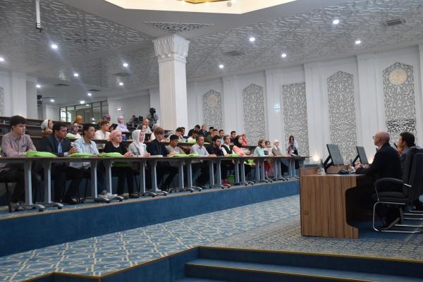 Открытие Международной летней школы «Болгарский диалог культур».