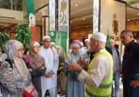 Паломники из Татарстана посещают исторические места Медины