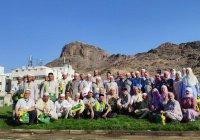 Внимание: аккредитация! Первая группа татарстанских паломников возвращается из хаджа