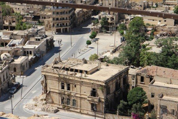 Сирийская армия перекрыла международную трассу Дамаск — Алеппо к северу Хан-Шейхун