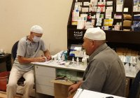 Паломников из Татарстана во время хаджа сопровождали 20 врачей