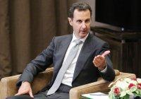 Асад: бои в Идлибе выявили поддержку террористов Турцией
