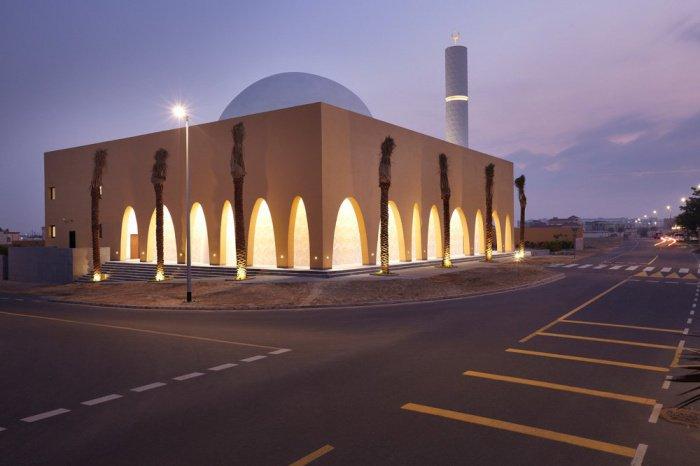 Вы бы не поняли, что это мечети, если бы не знали об этом заранее