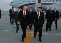 Минниханов рассказал о том, как познакомился с Путиным