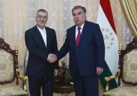 Президент Таджикистана встретился с генсеком ОИС