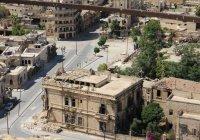Армия Сирии отбила у террористов город Кафр-Зита