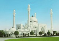 Самую большую мечеть Европы назвали в честь Пророка Мухаммада (мир ему)