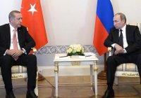 Путин и Эрдоган обсудили обстановку в сирийском Идлибе