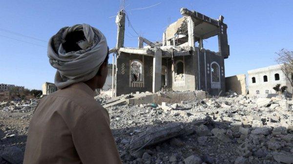 Война в Йемене продолжается с 2014 года.