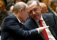Путин и Эрдоган встретятся в Москве
