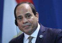 Президент Египта рассказал, что мешает выводу Ливии из кризиса