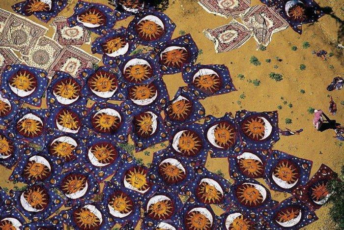 Уникальные символы исламского мира в самом знаменитом фотопроекте современности