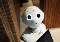 Разработан робот, помогающий пожилым людям