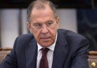 Лавров: Россия не нарушает в Сирии договоренностей с Турцией