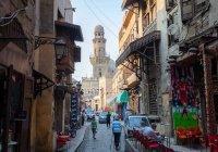 Каир сегодня: где находится наклонный минарет, и что осталось от знаменитого медресе Салар