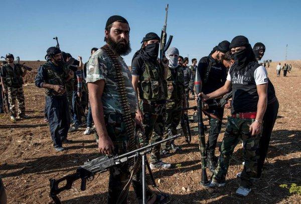 В Сирии может стать на одну террористическую группировку меньше.