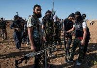 В Сирии сообщили о распаде одной из крупнейших террористических группировок