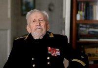 Старейший подводник планеты умер в России