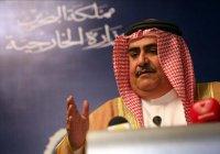 Главу МИД Бахрейна заподозрили в поддержке Израиля