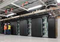 НАСА показало суперкомпьютер для «лунных» вычислений