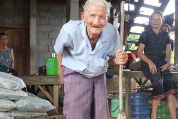 Возраст Орна Парнчомпу составляет 128 лет