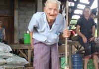 Старейший мужчина на планете найден в Таиланде
