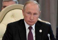 Путин назвал главную задачу сирийского урегулирования