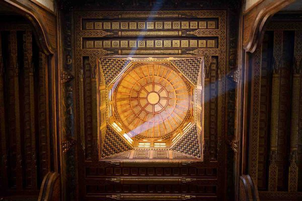 Мечети Каира: семь миллионов страниц рукописей и место захоронения внука Пророка