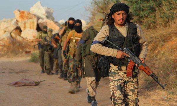 В Сирии и Ираке сохраняется присутствие ИГИЛ.