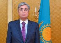 Фото президента Казахстана обнаружили в рекламе харама