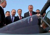 Эрдоган заявил, что рассмотрит возможность покупки российских истребителей