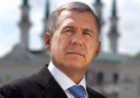 Рустам Минниханов поздравил жителей Татарстана с Днем республики