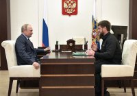 Путин и Кадыров «поспорили» о красоте мечетей