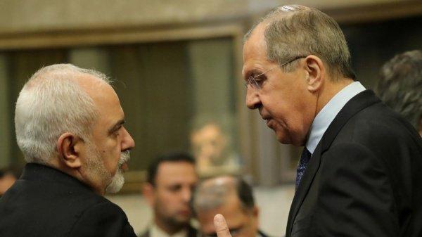 Главы МИД России и Ирана объявили о планах по проведению совместных военных учений двух стран.