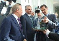 Глава Крыма сообщил об активизации сотрудничества с Сирией