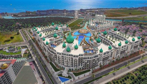 В Турции - ажиотаж на покупку недвижимости