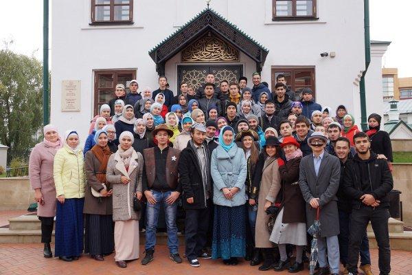 Мусульманская молодежь сможет задать свои вопросы муфтию Татарстана.