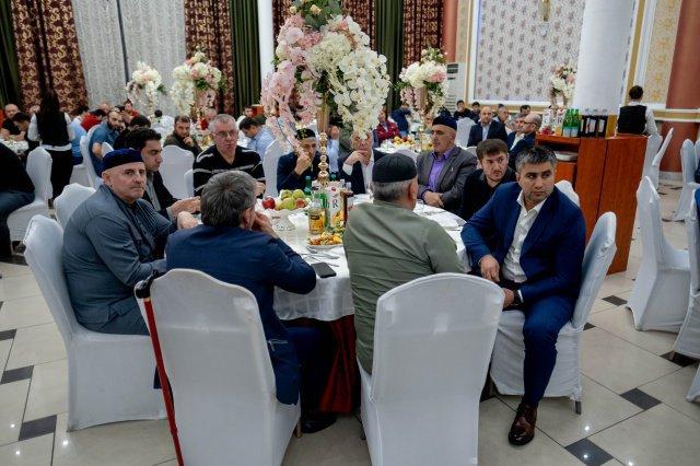В Сургуте состоялась встреча представителей народов Кавказа