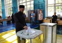 Муфтий РТ Камиль Самигуллин принял участие в выборах