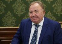 Махмуд-Али Калиматов вступил в должность главы Ингушетии