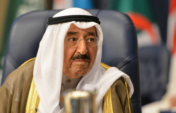 Сабах аль-Ахмед аль-Джабер ас-Сабах.